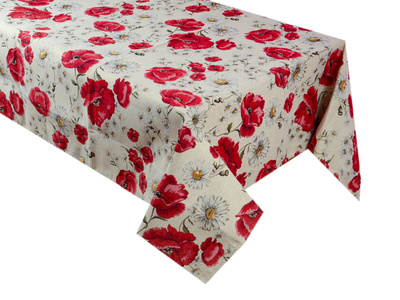 Скатерть Lefard HOME TEXTILE POPPY